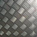 Aluminium Checkered Sheet