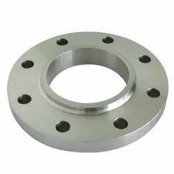 Round Mild Steel Flanges