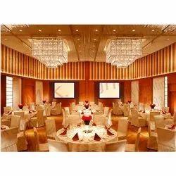 Crystal Banquet Hall Chandelier