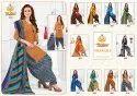 Ladies Patiala Cotton Suit
