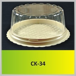 Cakes & Pastry Container - Round Cake Boxes Wholesale Trader from