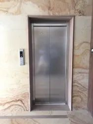 Centre Opening Lift Auto Door