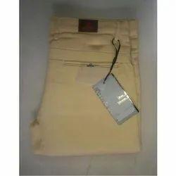 Cotton Chinos Mens Plain Pant