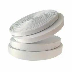 Polyster Plain Sublimation Lanyard Dori Roll, GSM: 120 - 150 GSM