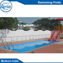 Swimming Pools For Hotels, Dimension: 30 X 10 Feet