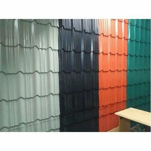 Aluminium Corrugated Sheet At Rs 125 Square Feet Aluminum Roofing Sheet Id 20944912988
