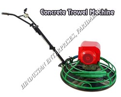 Concrete Power Trowel Floater