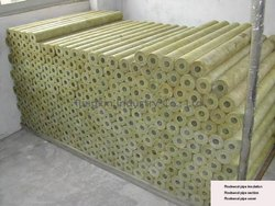 Rock Wool Pipe Sections