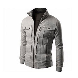 Mens Slim Fit Casual Jacket
