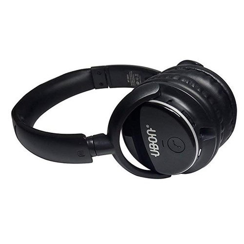 Ubon Black Wireless Bluetooth Headphone Rs 599 Unit Cremzo It Pvt Ltd Id 20805193648