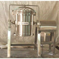 Stainless Steel Drum Blender