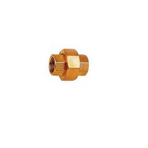Copper Union, Size: 1 inch, for Structure Pipe