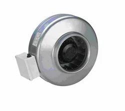 70 W 50 Hz Inline Fan 100mm