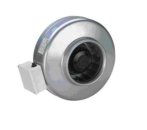 Inline Fans Inline Duct Round Fan With External Rotor
