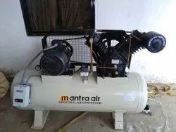 MANTRA 10 HP Reciprocating Air Compressor, Model No: 300l, 300liter