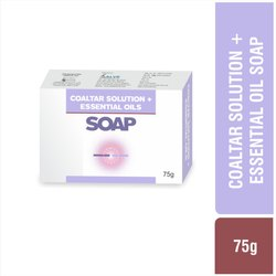 Coaltar Solution Essetial Oil Soap