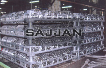Fixtures for Vacuum Furnace