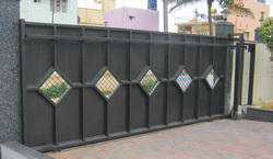 Automatic Home Sliding Gates