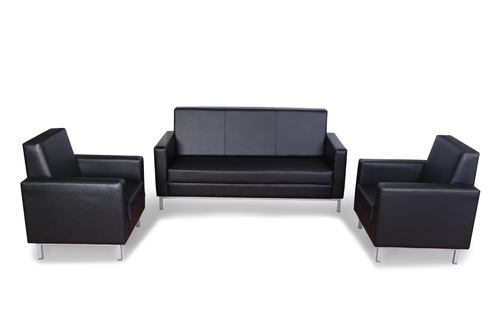 Office Reception Sofa Set, Chairs, Sofas & Seating Furniture ...