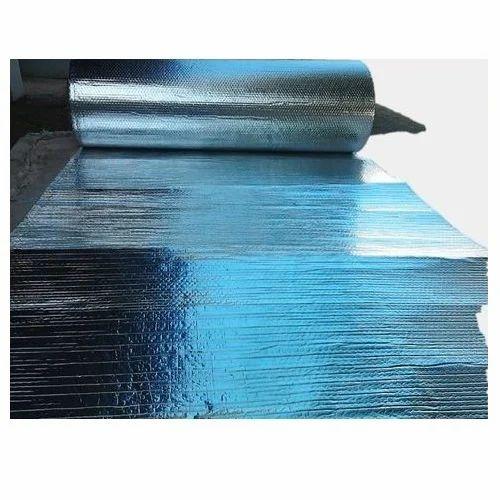 Thermal Amp Heat Insulation Foils Aluminum Bubble Foil Heat Reflective Insulation
