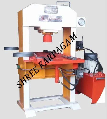 High Density Paver Block Making Machine