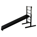 Black Sit Up Board With Ladder