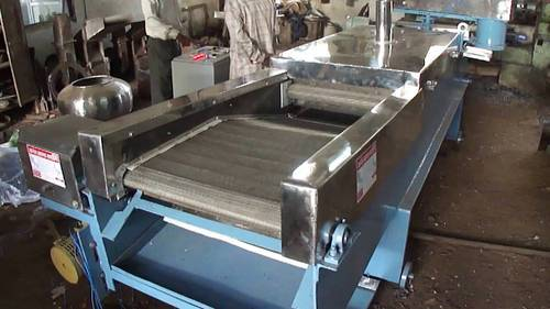 Namkeen Fryer Machine, 5 - 15 Kw