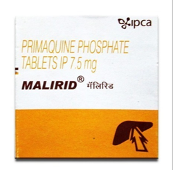Primaquine Phosphate Tablets IP 7.5 mg
