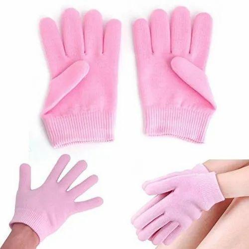 Full Finger SPA Gel Gloves