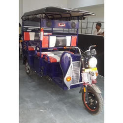 Environment Friendly E Rickshaw