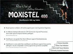 Moxifloxacin 400 mg Tablets