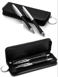 Leather Pen Case