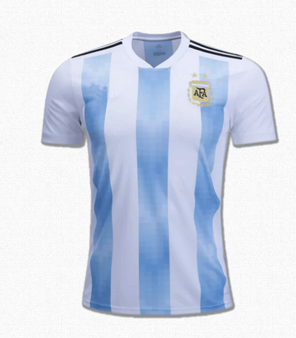 b11d6d1ceb7 Medium And XL Argentina Football Jersey Home For 2018 Fifa World Cup ...