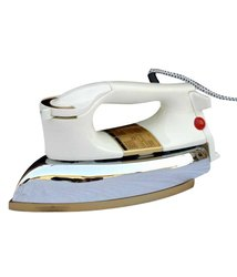 Metal purex Electric Iron Plancha, Packaging Type: Carton Box, for Cloth Iron