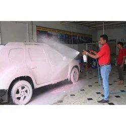 泡沫汽车洗涤服务,在Madhya Pradesh