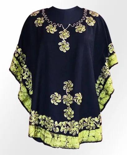 Rayon Batik Kaftan