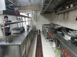 Ss Commercial Kitchen, Capacity: 200 Kg