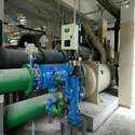 Automatic Tube Cleaning System