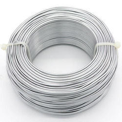 Silver Electrical Aluminium Wires