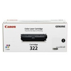 Canon 322 Genuine Combo Toner Cartridge