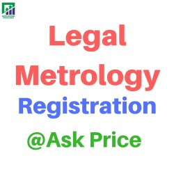 Minimum 1 Week Legal Metrology Registration, Pan India