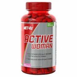 MetRx Active Woman