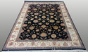 Wool Or Silk Sge Hand Knotted Carpets, Shape: Rectangular