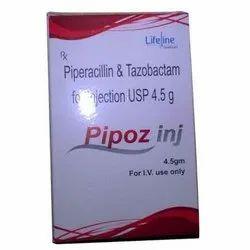Pipoz (Piperacillin Tazobacta)