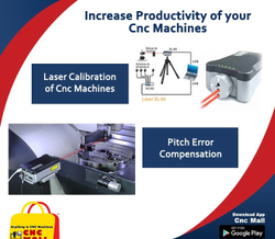 Laser Calibration Services for All Types of CNC Machines