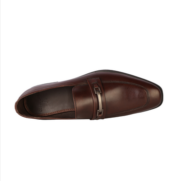 Van Heusen Brown Slip Ons VHMMS01035 at Rs 2700  pair  83bb3a32a