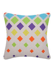 IH-27C Cotton Printed Cushion Cover