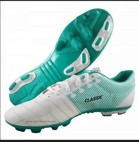 Sega Classic Football Studs Shoes Lines