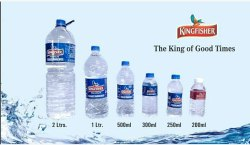 Kingfisher Packaged Drinking Water 2Liter