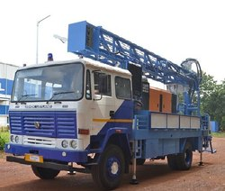 Pdthr-200 Water Well Drilling Rig